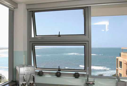 Aluminum Window Frame Picture