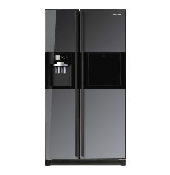 SAMSUNG 660l Side-by-Side Fridge Freezer with Minibar