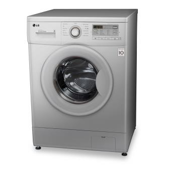LG 8kg Direct Drive Front Load Washer