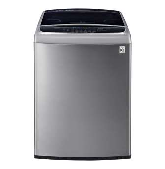 LG 19kg Direct Drive Steam Topload Washer