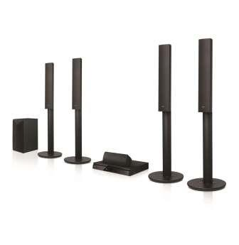 LG 5.1CH 1000W 3D Tall Boy Home Theatre Sysytem