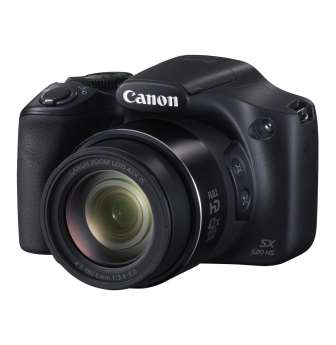 CANON SX520 Powershot Ultra Zoom Camera