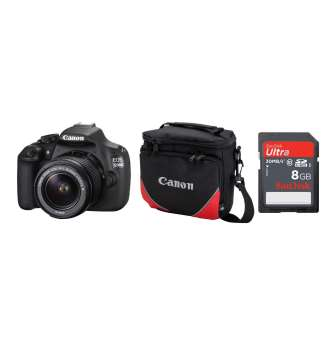CANON 1200D DSLR Camera Starter Bundle