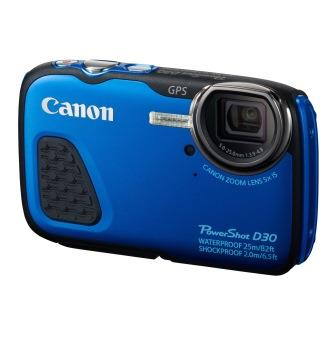 CANON Powershot Waterproof Camera