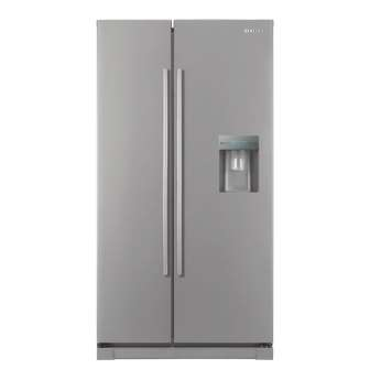 SAMSUNG 660l Side-by-Side Fridge Freezer with Water Dispenser