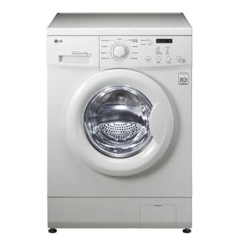 LG 7kg Direct Drive Front Load Washer