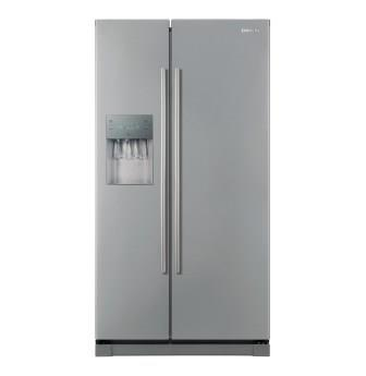 SAMSUNG 660l Side-by-Side Fridge Freezer with Water and Ice Dispenser